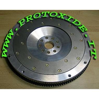 Aluminum flywheel for Subaru monodisc
