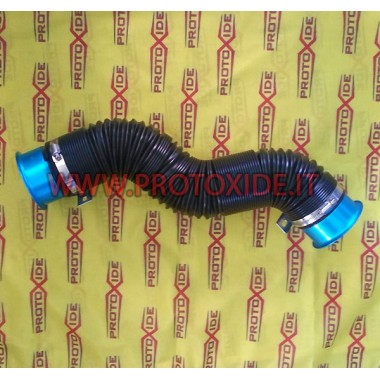 Hose for conveying air Specific sleeves for cars