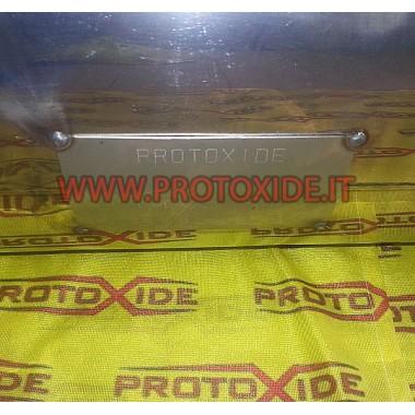 التفريغ النهائي الفولاذ المقاوم للصدأ رينو كليو V6 عادم الخمارات والمحطات