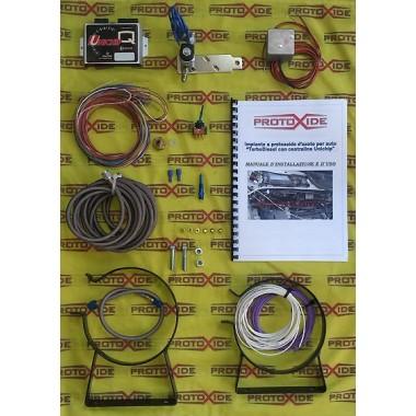 Lattergas kits til 1.9 JTD turbodiesel 8-16v Auto Bensin og Diesel Outer Oxid Kit