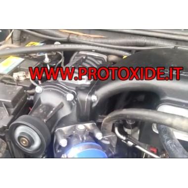 Обемно Kit за Jeep Wrangler JK 3.8 V6 Компресори