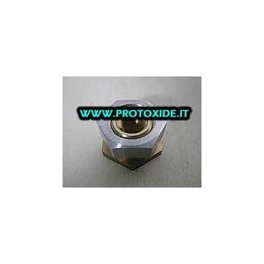 Porta inyectores Nitrous Works Repuestos para sistemas de óxido nitroso