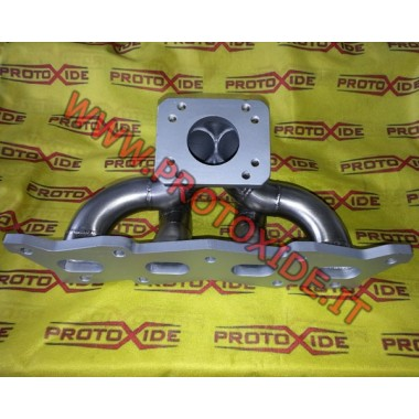 Collettore scarico acciaio inox Fiat GrandePunto - 500 Abarth