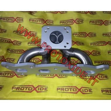 Collettore scarico acciaio inox Fiat GrandePunto - Fiat 500 Abarth Collettori in acciaio per motori Turbo Benzina