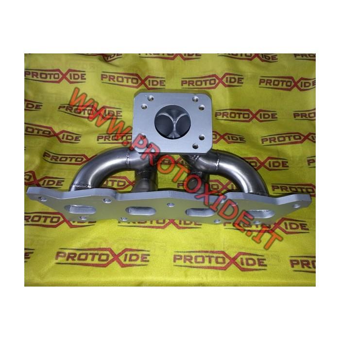Manifold Stainless steel GrandePunto Fiat - Abarth 500 - Protoxide
