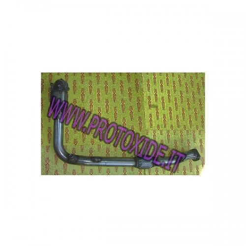 Exhaust downpipe for Grande Punto 1.4 T-Jet 60mm or GTO262 GT25-28 Downpipe for gasoline engine turbo