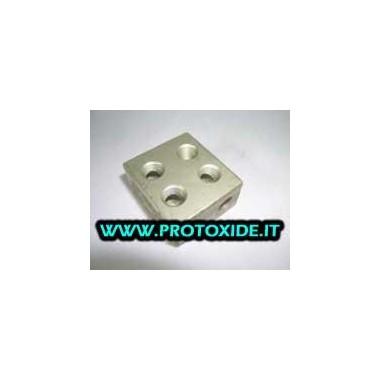 4-1 dvojitý blok distribútor Kategórie produktov