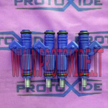 Injectors van augmentar GrandePunto, 500 Abarth 1.4 primers específics per al cotxe o vehicle de model