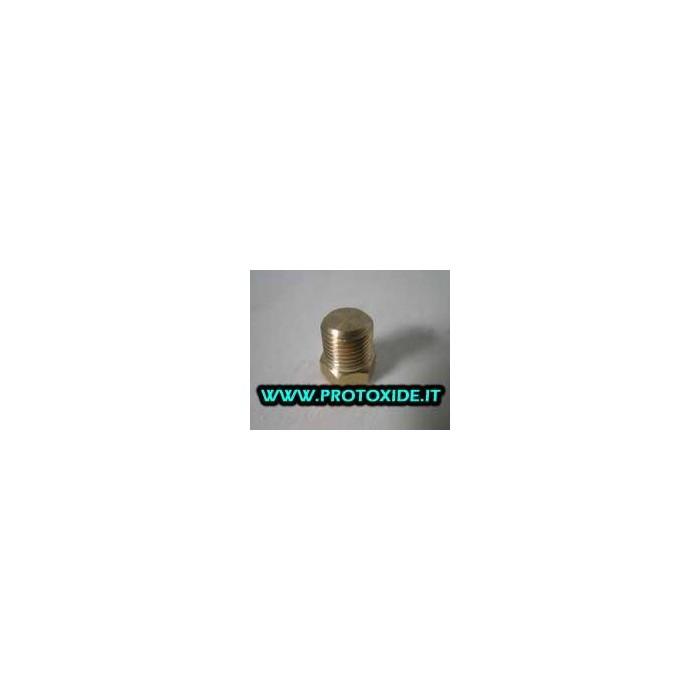 Nitrous Works N2O injektor stik 1/8 npt Reservedele til nitrousoxidsystemer