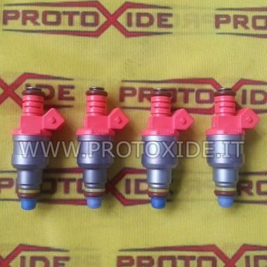 Verhoogde injectoren voor Fiat Punto GT primers die specifiek zijn voor de auto of voertuig model