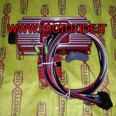 Encendido electrónico mejorado con superbobina con limitador Potencias y bobinas impulsadas