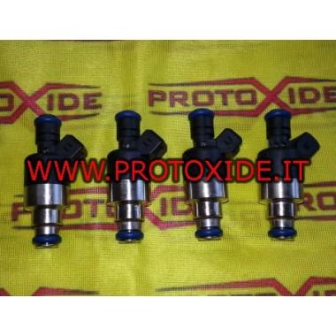 Zvýšené injektory Fiat Uno 150-280HP