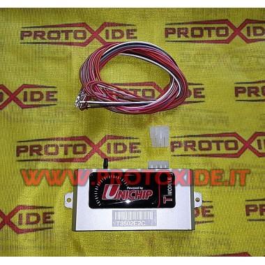 Sensore di pressione 3,5 bar con segnale per fermo aps in tensione Centraline Unichip, moduli extra e accessori