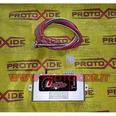 Sensor de presión de 2.5 bar con aps en parada de tensión Unichip control units, extra modules and accessories