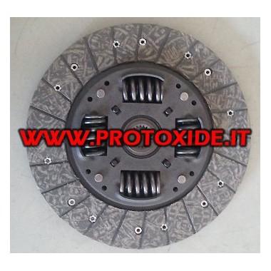 Disque d'embrayage pour Fiat Lancia Alfa JTD applications turbodiesel 228mm Plaques d'embrayage renforcées