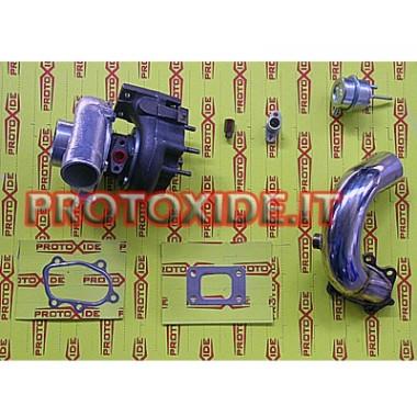 Fiat Coupe kit 20V turbo Putere motor