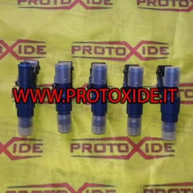 Injecteurs accrues pour Fiat Coupé 5 cyl. 20V amorces spécifiques pour le modèle de voiture ou d'un véhicule