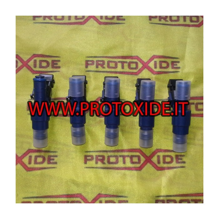 Increased injectors for Fiat Coupe 5 cyl. 20V Specific Injector for car or vehicle model