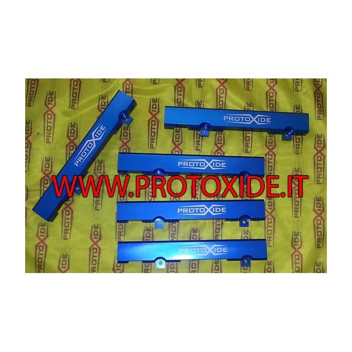 Flauta inžektori Fiat Punto GT - Uno Turbo Flautas par injicētāju