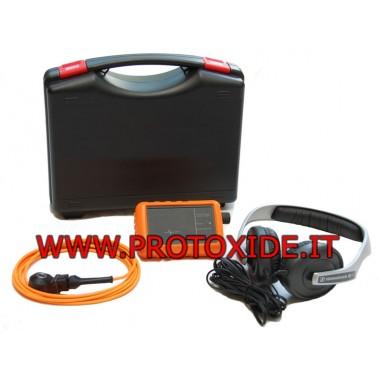 Riadiaci systém pre klepanie motora ovládanie klepanie