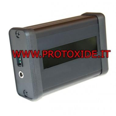 Controlador superior con pantalla visual con salida de 0-5 voltios Control de golpeteo