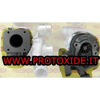 Evacuare melc GTO 221 Abarth Piulițe speciale de descărcare turbo