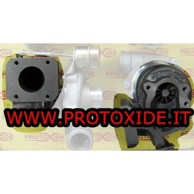 Snail Abgas GTO 221 Abarth Spezielle Turbo-Auswurfmuttern