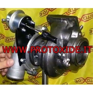 Turbocharger GTO290 on BEARING Fiat COUPE 2.0 20v