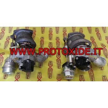 Turbolader bøsninger versionen CUP til Peugeot 208 207 1.6 turbo RCZ Turboladere på racing lejer