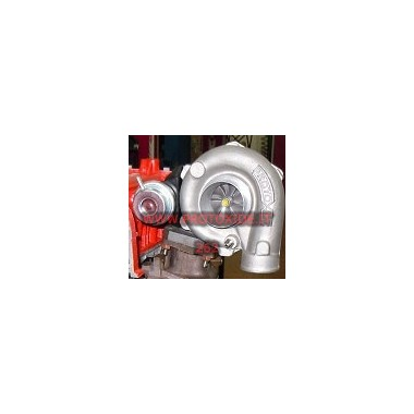 Turbocompressor gto 262 op dubbele lagers voor 1.4 16v Abarth Turbochargers op race lagers