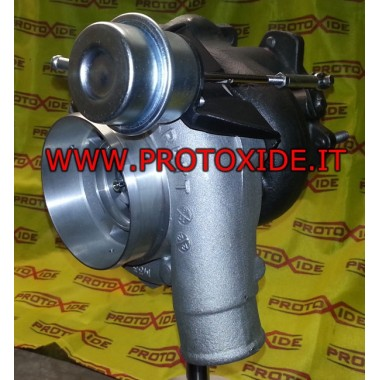 Turbocharger GT 30 on double bearings with internal wastegate T3