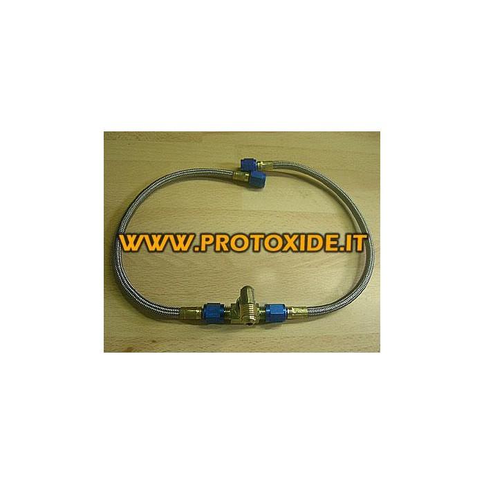 Kit separador de cilindro de óxido nitroso Repuestos para sistemas de óxido nitroso