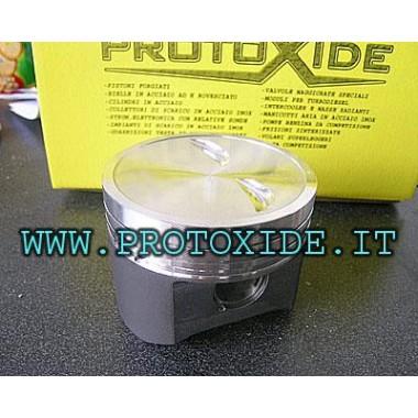 Pistones moldeados Fiat Punto Gt - Uno Turbo 1.400 8v, forjas de aluminio Pistones automáticos forjados