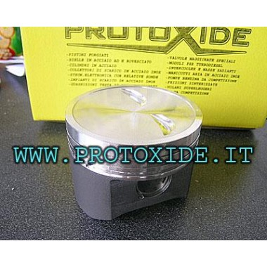 Pistoni Fiat Punto Gt - Uno Turbo 1.400 8v stampati , forgiati alluminio
