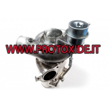 Turbochargers Porsche 996 on bearings-Alpha- Racing ball bearing Turbocharger