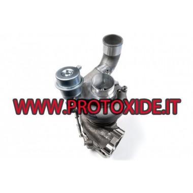 Nesošās turbokompresori Audi RS4 Turbokompresori par sacīkšu gultņiem