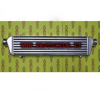 Intercooler frontal de aluminio más grande Intercooler aire-aire