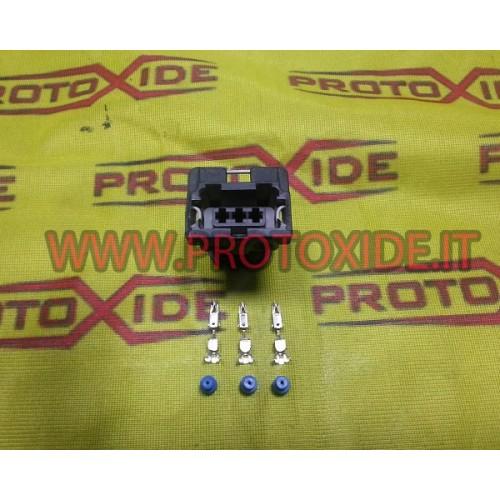 3-Wege-Sockel Bosch Automotive elektrische Steckverbinder