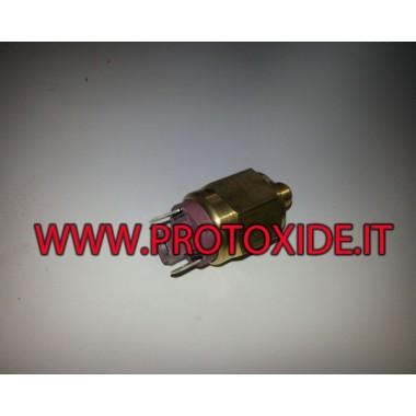 Pressostato regolabile 0-2 bar Turbo Switch interruttore di comando di pressione Sensori di Pressione