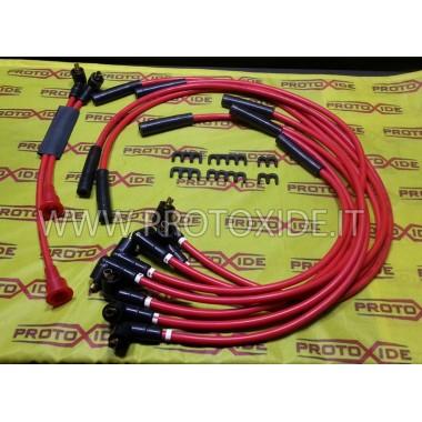 Buji kabloları Ferrari 308 GT4 Otomobiller için özel mum kabloları