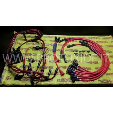 Cables de bujía Ferrari 308 GT4 Cables de vela específicos para automóviles