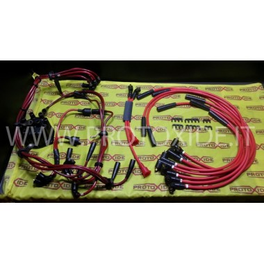Spark plug wires Ferrari 308 GT4 Specific spark wire plug for cars