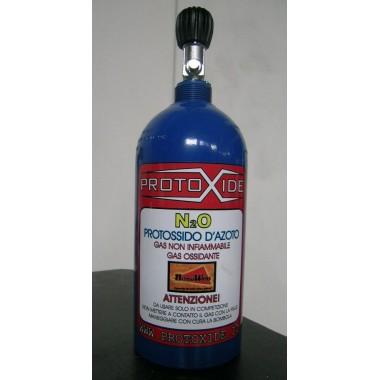Dušikov oksid cilindra 1kg-Hollow- Cilindri za dušični oksid