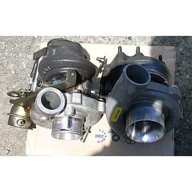 Turbocompresseur GT 28 sur S60 ROULEMENT Turbocompresseurs sur roulements de course