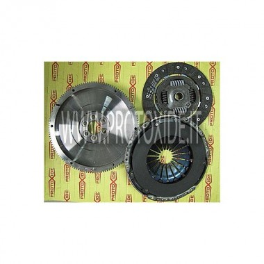 Kit GOLF 4 TDI reinforced single-mass flywheel hp 90-101-110-115 Steel flywheel kit complete with reinforced clutch
