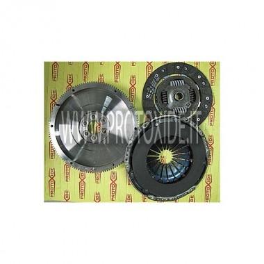 Kit GOLF 4 TDI verstärkt Einmassenschwungrad PS 90-101-110-115 Stahlschwungradsatz komplett mit verstärkter Kupplung
