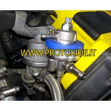 Regulador externo de presión de gasolina Reguladores presión gasolina