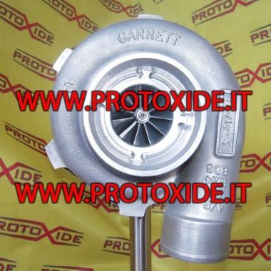 Turbocompressore GTX WIYE su cuscinetti