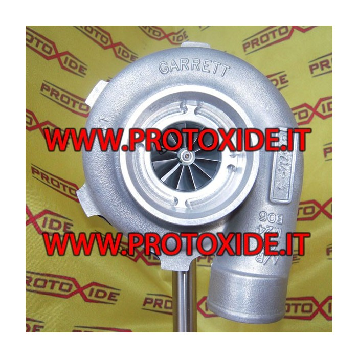 WIYE GTX turbocharger bearings