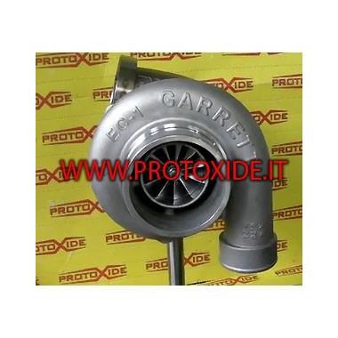 Turbocompresor GTX ET en rodamientos con tuerca de banda en V de acero inoxidable Turbocompresores sobre cojinetes de carreras